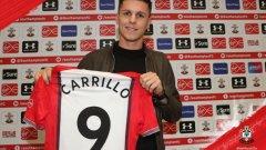 """Карильо премина в Монако през лятото на 2015-а от Естудиантес за 9 милиона евро и записа 95 мача за """"монегаските""""."""