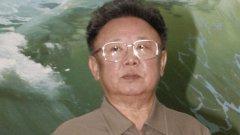 """На балоните имало банери с лозунги """"Ким Чен Ир, да гориш в ада"""" и """"Ким Чен Ун, ти си обречен"""""""