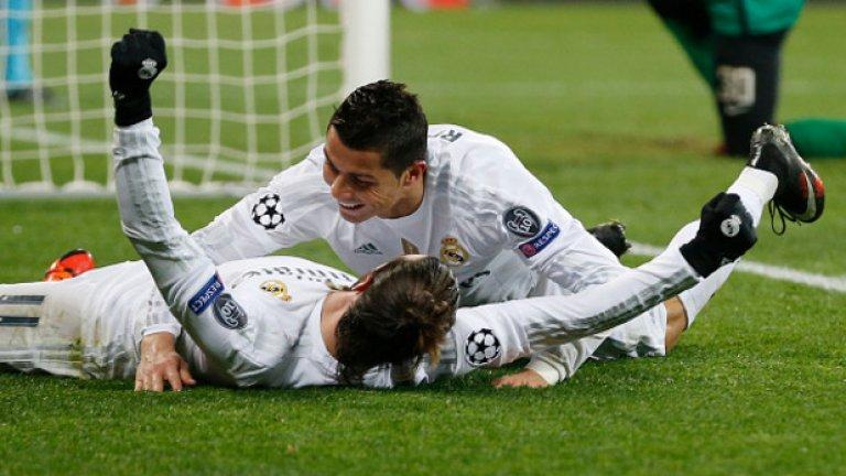 Реал (Мадрид) излезе от групите на Шампионска лига за 19-и пореден път.