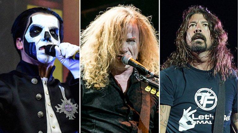 Най-очакваните рок и метъл албуми на 2021