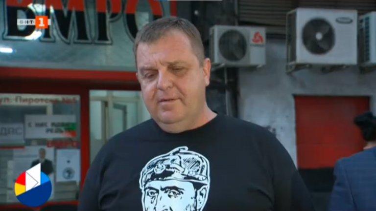 Лидерът на ВМРО призова партиите, които влизат в парламента, да съставят правителство