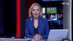 """Караш съобщава новината за """"дарбе"""" (""""преврат"""" на турски език) на живо пред милиони зрители с риск да бъде счетена за съучастник на узурпаторите"""