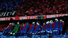 """Феновете на Кристъл Палас предлагат атмосфера, която може да бъде конкурирана в отделни случаи от тази на легендарната трибуна """"Коп"""" на Анфийлд.  Вижте и класирането на клубовете от Висшата лига, според атмосферата, която цари на техните стадиони"""