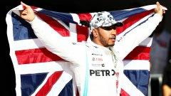 Люис Хамилтън вече е само на една титла от рекорда на Михаел Шумахер