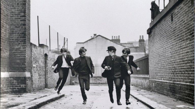 """""""A Hard Day`s Night"""" - отново в компанията на Джон, Джордж и Ринго"""