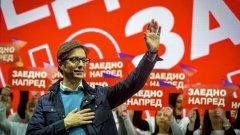Кандидатът на СДСМ печели първия тур с около 4000 гласа преднина