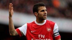 Трансферът на Сеск Фабрегас може и да донесе ползи на Арсенал