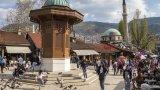 Тези хора са твърдо решени да останат и да развиват бизнеса си в босненската столица