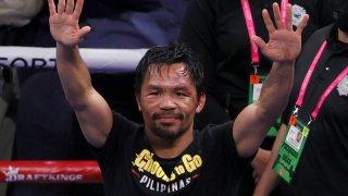 Една легенда на бокса прекрати спортния си път