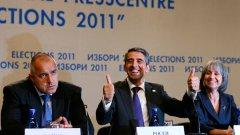 """Три години след като """"си направи"""" президент - накъде гледа Бойко Борисов?"""