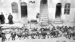 Избити през 1915 г. арменци