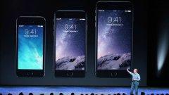Apple iPhone 6     Изненадвайки абсолютно никого, iPhone 6 (и по-едрият му събрат 6 Plus) доминират мечтите на потребителите на Yahoo. Устройството дори се оказва на девето място сред най-търсените ключови думи в Yahoo през 2014.    Защо?    Размерът вероятно е от решаващо значение. С мерки 4.7 и 5.5 инча, iPhone 6 и 6 Plus са най-големите телефони, които Apple някога са произвеждали. Така от компанията най-после удовлетвориха жаждата на феновете за повече екранно пространство. И батериите им са по-големи, а максималното място за данни е увеличено до цели 128GB.   Нови функции в iOS 8 като HealthKit и Apple Pay правят разнасянето на портфейл, пълен с карти за застраховки и пари в брой почти отживелица. Няколкото нашумели бъгове и тенденцията към огъване не можаха да навредят на популярността на iPhone 6.