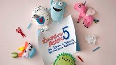 Всички приходи от играчките SAGOSKATT, произведени по детски рисунки, се даряват за благотворителност