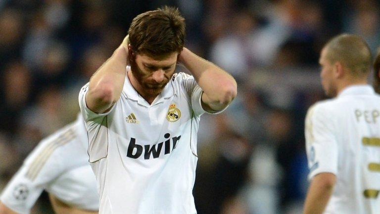"""""""След първите 20 минути исках да си тръгна"""": Разгромът от Барселона, който Чаби Алонсо никога няма да забрави"""