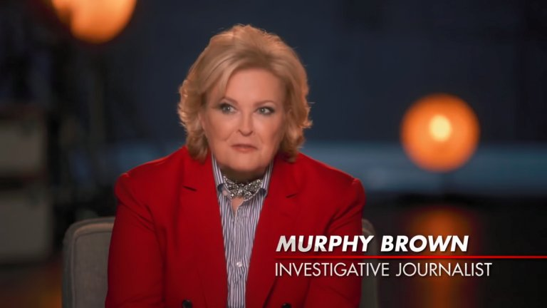 Murphy Brown / Мърфи Браун Сезон: 11 Телевизия: CBS Премиера: 27 септември