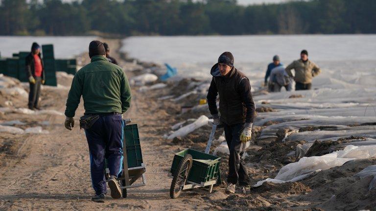 Некоректните условия на труд спрямо източноевропейците вече показват ефекта си