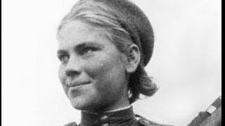 Роза Шанина - съветската снайперистка, която искаше да стане учителка