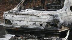 За 3 месеца в страната изгоряха над 45 автомобила, а в София над 60