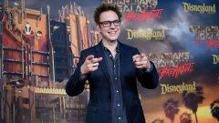 Защо Disney се раздели с режисьора на Guardians of the Galaxy?