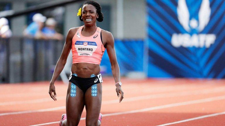 4 юли 2016-а - брутално падане отнема мечтата й да вземе реванш и отново да се бори за медал на Олимпиадата