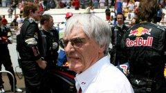 Бърни все още не коментира дали Гран при на Русия ще се провали