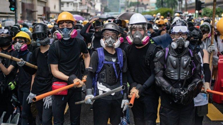 Липсата на водач е характерна за много протести по света.