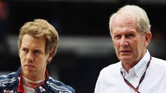 Хелмут Марко и Себастиан Фетел са нащрек за поредните конспирации в Red Bull