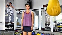Ваня Висарионова и нейната спортна кауза