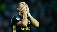 Роналдо изигра един противоречив първи сезон в Ювентус
