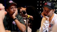 Фил Айви и Дениъл Негреану са двамата най-прочути и богати покер играчи в момента