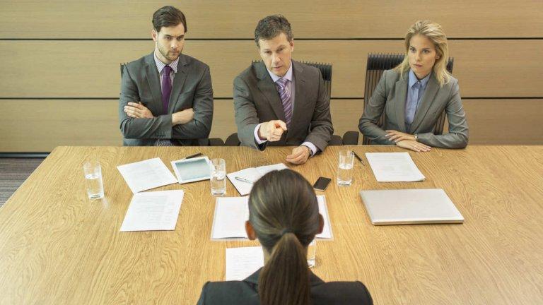 Странната психология при наемането на служители за работа