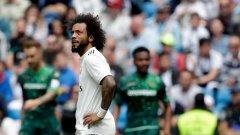 Марсело и останалите в бяло бяха освиркани от целия стадион след получаването на втория гол