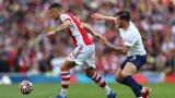 Звезда на Арсенал е аут до края на годината