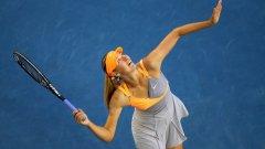 Мария Шарапова срещу Симона Халеп е големият сблъсък в първия ден на US Open 2017