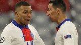 ПСЖ печели служебно Шампионската лига?
