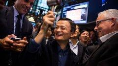 Кой стои зад китайския ритейлър, поставил нов рекорд на борсата? (Вижте в снимките)