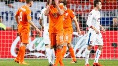 Автоголът на Робин ван Перси дойде като черешката върху тортата на представянето на Холандия в тези европейски квалификации