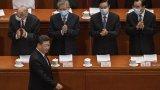 В реч за годишнина от Корейската война китайският лидер даде сигнал, че Китай не иска война, но е готов за такава