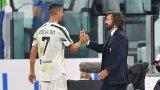 Пирло разкри плана си за Роналдо в Ювентус