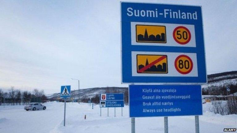 №6: 105 хилядарки за вайкащ се финландецЗа да не се изненадвате от силното присъствие на финландци в списъка, ще поясним, че във Финландия (и някои други европейски държави) глобите се изчисляват според последните заявени приходи на нарушителя. Така на богаташите могат да олекнат много бързо в подобни случаи.Например миналата година Реима Куисла е хванат да кара със 105 км/ч на място с лимит 80. Да, не е най-голямото прегрешение, но г-н Куисла заработва 12 милиона лева на година и така глобата му скача до почти 105 000 лева.След случая Куисла се оплаква във Facebook и дори заявява, че обмисля да напусне страната.