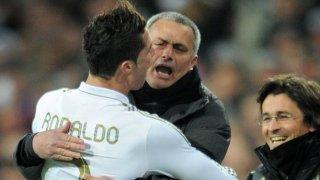 Моуриньо не пожела да отличи индивидуално сънародника си Кристиано Роналдо за постиженията по време на общия им период в Реал