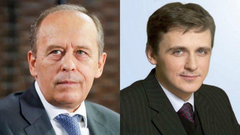 Денис Бортников - син на директора на ФСБ Александър Бортников  43-годишният Бортников е член на съвета на директорите на Внешторгбанк (ВТБ). Завършил е Университетът на Санкт Петербург по икономика и финанси през 1996 г., като известно време работи в Промишлено-строителната банка, придобита от ВТБ.