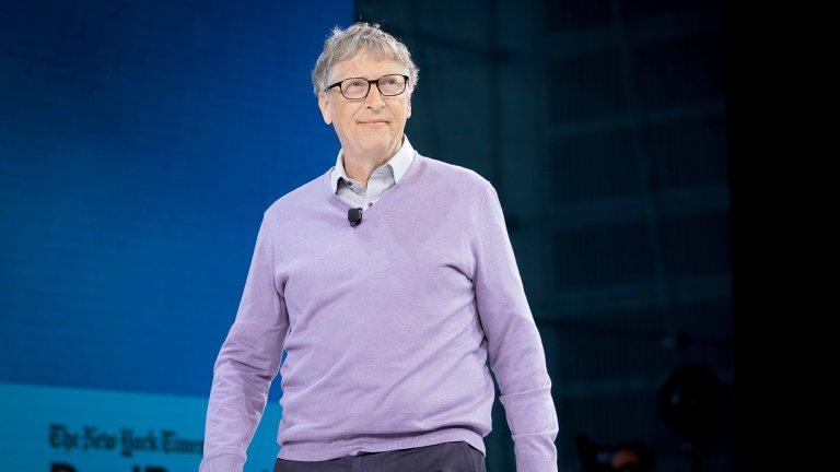 Дори и всичко да е само слухове, реномето на Гейтс е необратимо накърнено