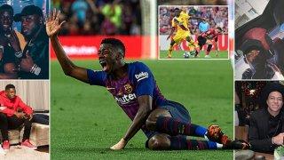 Усман Дембеле бе един от най-големите таланти на световния футбол, но след трансфера му в Барселона всичко за него тръгна надолу