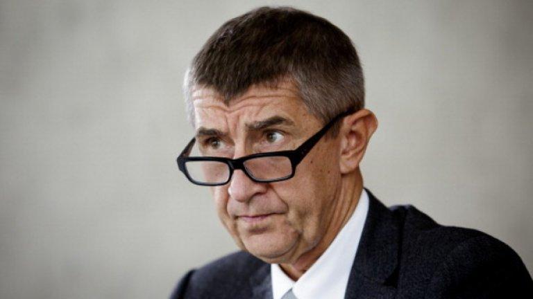 Милиардер, медиен магнат и министър на финансите - това е Андрей Бабиш