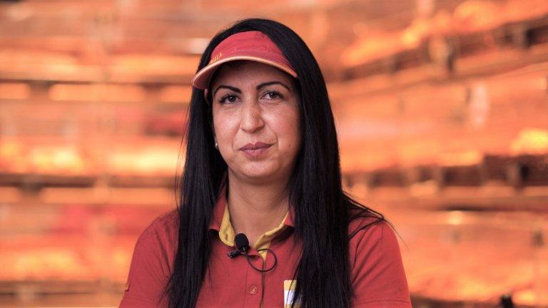 Виолета Русевa за призванието да си пекар