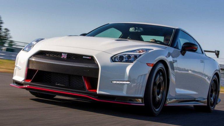 Nissan GT-R Nismo – 7.08,68 минути Специална версия на невероятния GT-R – мощност 603 конски сили, по-твърдо окачване и гуми, осигуряващи по-добро сцепление.