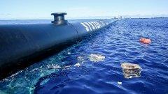System 001 на Боян Слат за момента не изглежда като чудодейното решение на проблема с пластмасите в океаните. Вместо това се повреди.
