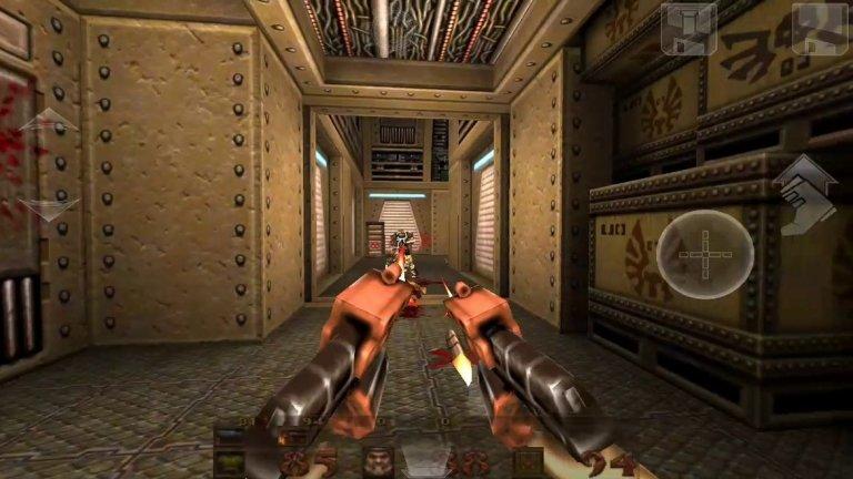 Quake е сред любимите заглавия на мнозина геймъри, които днес можете да подкарате на телефона си