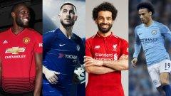 Вижте екипите на 18 от 20-те отбора във Висшата лига за сезон 2018/19...